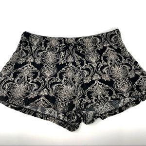 CYNTHIA ROWLEY PJ Pajama Shorts - Sz L